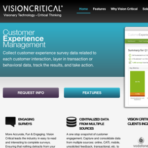 Vision Critical CEM