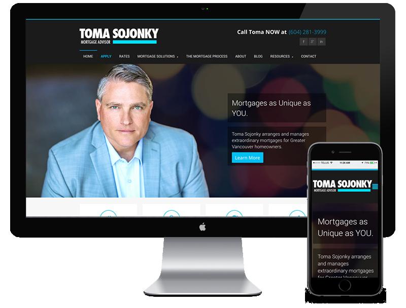 Toma Sojonky - Mortgage Advisor