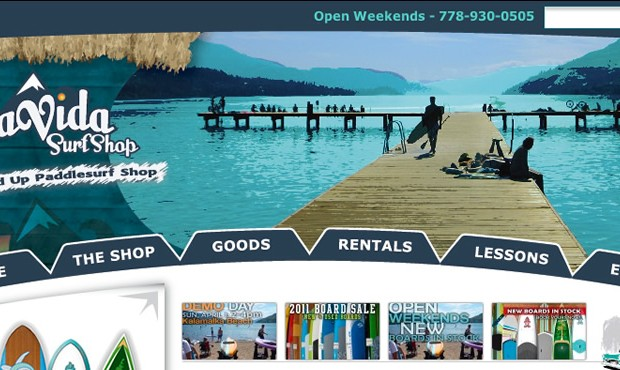 Kalavida Surf Shop