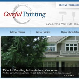 Careful Painting Vancouver