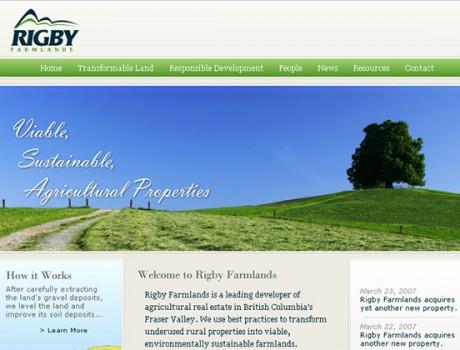 Rigby Farmlands