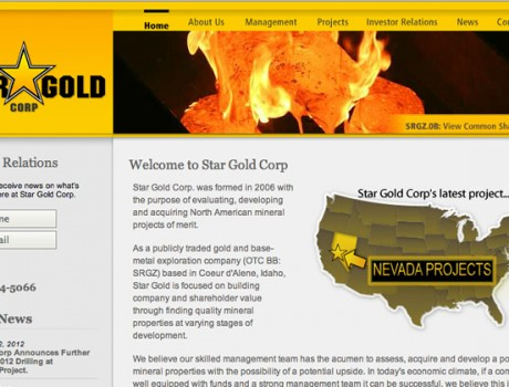 Stargold Corporation