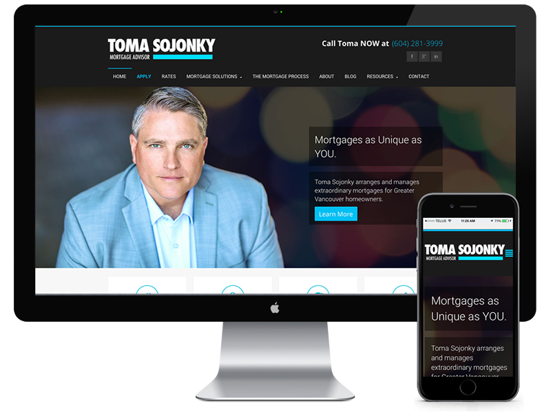 Toma Sojonky - Mortgage Advisor